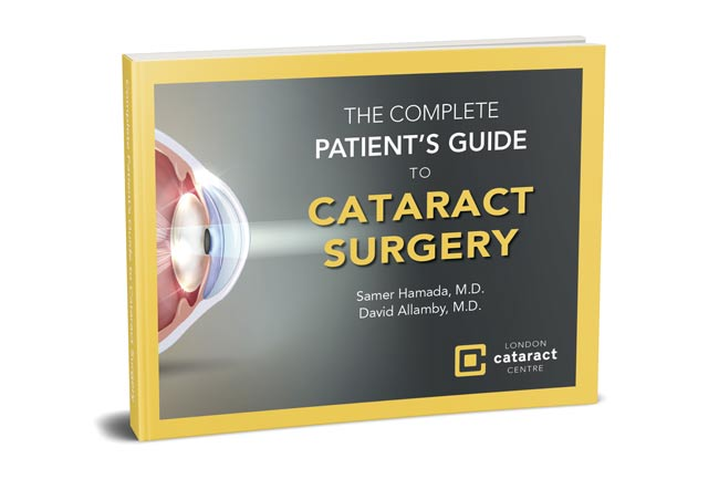 Complete Patient's Guide to Cataract Surgery Book 2020